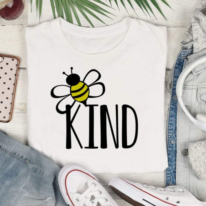 BEE kind shirt, Be kind shirt