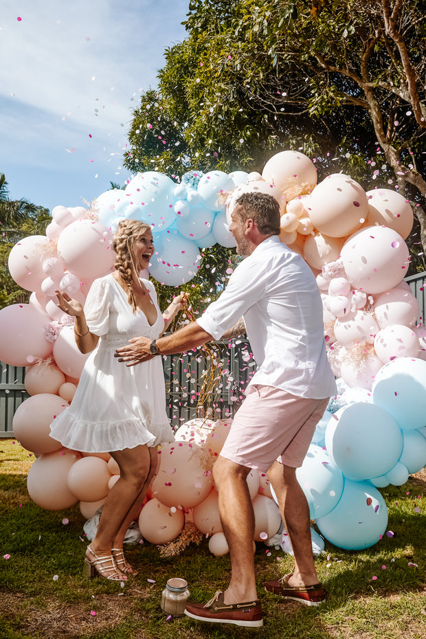 [INFLATED] Deluxe Gender Reveal Balloon