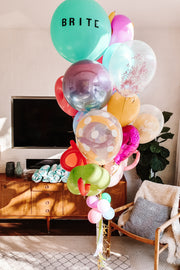 [INFLATED] Crazy Bouquet - [Bang Bang Balloons Byron Bay]