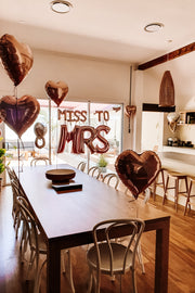 [INFLATED] Miss to Mrs - [Bang Bang Balloons Byron Bay]