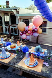 Deluxe Party Box - Fairyfloss - [Bang Bang Balloons Byron Bay]
