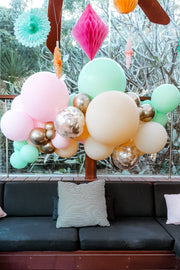 DIY Balloon Garland Kit - Custom - Pick Your Colours