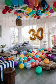 [INFLATED] The Birthday Setup