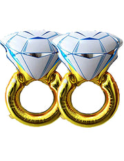 [INFLATED] Giant Diamond Ring