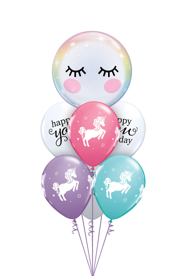 [INFLATED] Unicorn Mothers Day Bubble