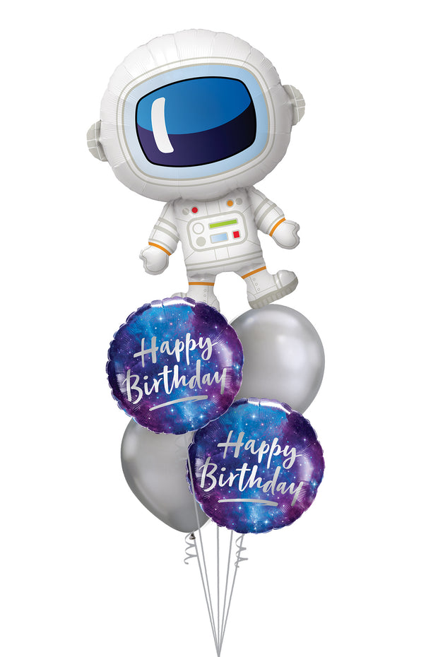 [INFLATED] Adorable Astronaut - Bang Bang Balloons