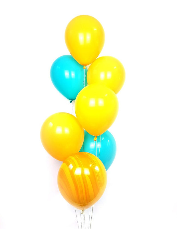[INFLATED] Latex party pack (3) - [Bang Bang Balloons Byron Bay]