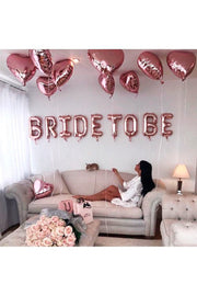 "[INFLATED] Bride to be (16"") bundle"