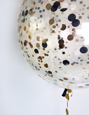 Giant Balloons -  Glam Confetti
