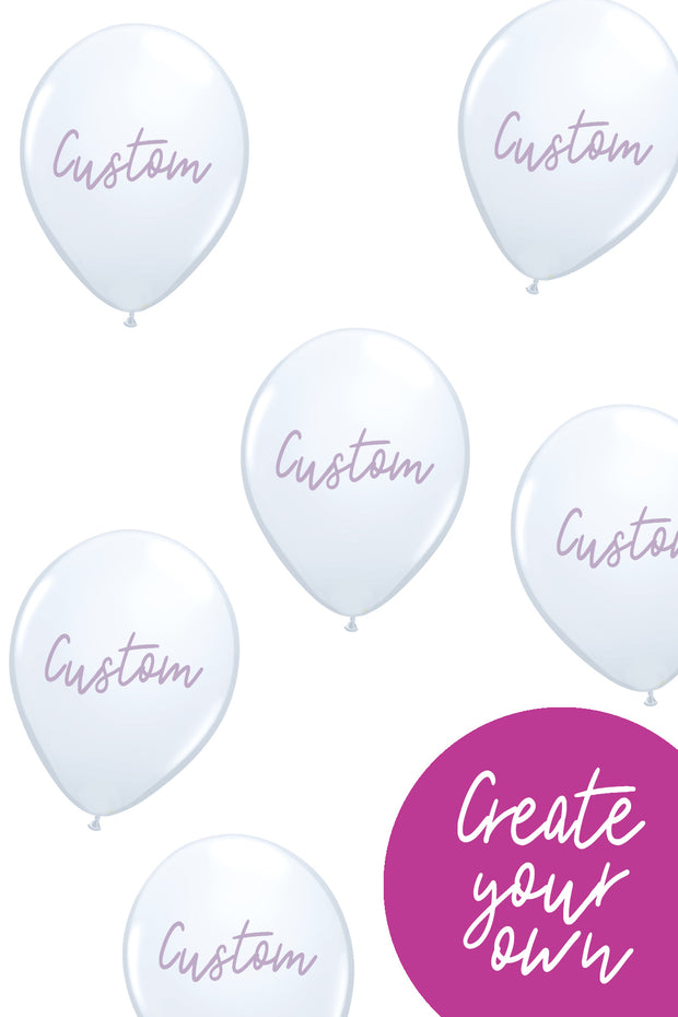 Balloon Packs - Create Your Own Colour Mix - [Bang Bang Balloons Byron Bay]