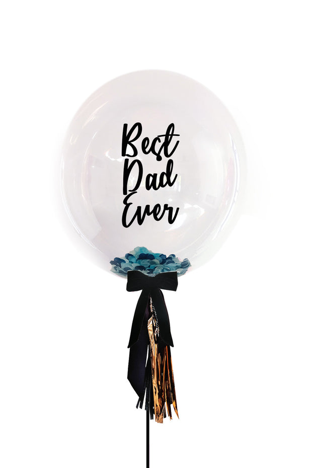 [INFLATED] Deluxe Custom Father's Day Bubble