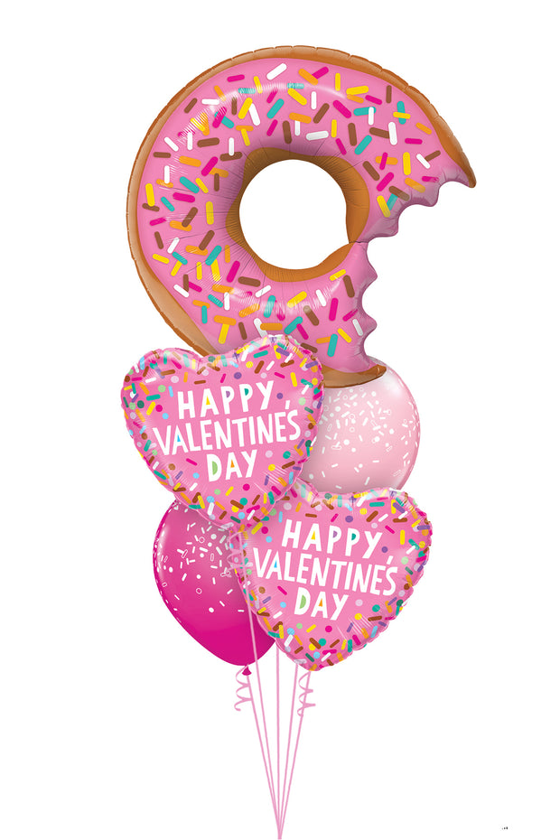 [INFLATED] You DONUT know how much i love you bouquet - [Bang Bang Balloons Byron Bay]