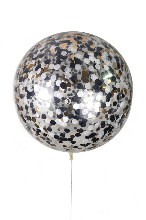 [INFLATED] Giant confetti Balloons
