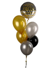 [INFLATED] Mini Birthday Bunch - [Bang Bang Balloons Byron Bay]