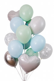 Balloon Packs - Minty - Bang Bang Balloons