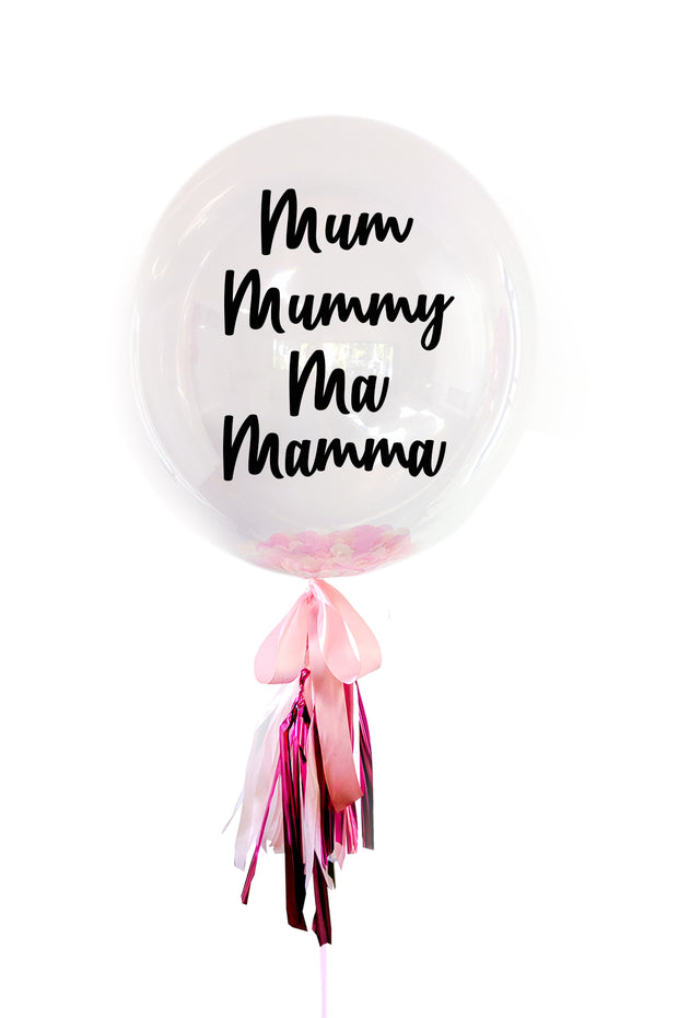 [INFLATED] Deluxe Custom Mothers Day Bubble