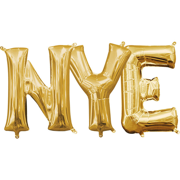[INFLATED] NYE - Giant Letters