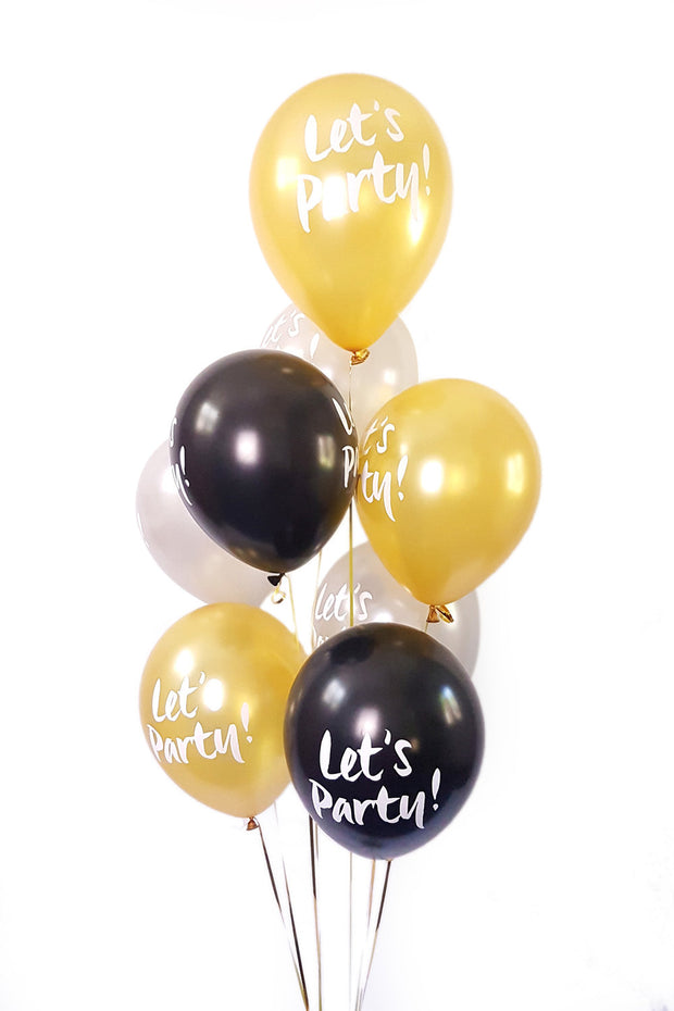 Balloon Packs - Let's Party