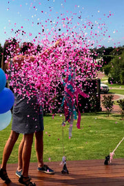 DIY Gender Reveal Balloon Kit - Oh Baby Balloon - [Bang Bang Balloons Byron Bay]