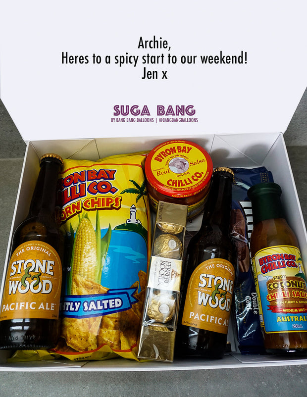 Suga Bang - Spicy Box