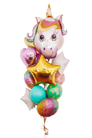 [INFLATED] Unicorn Bouquet