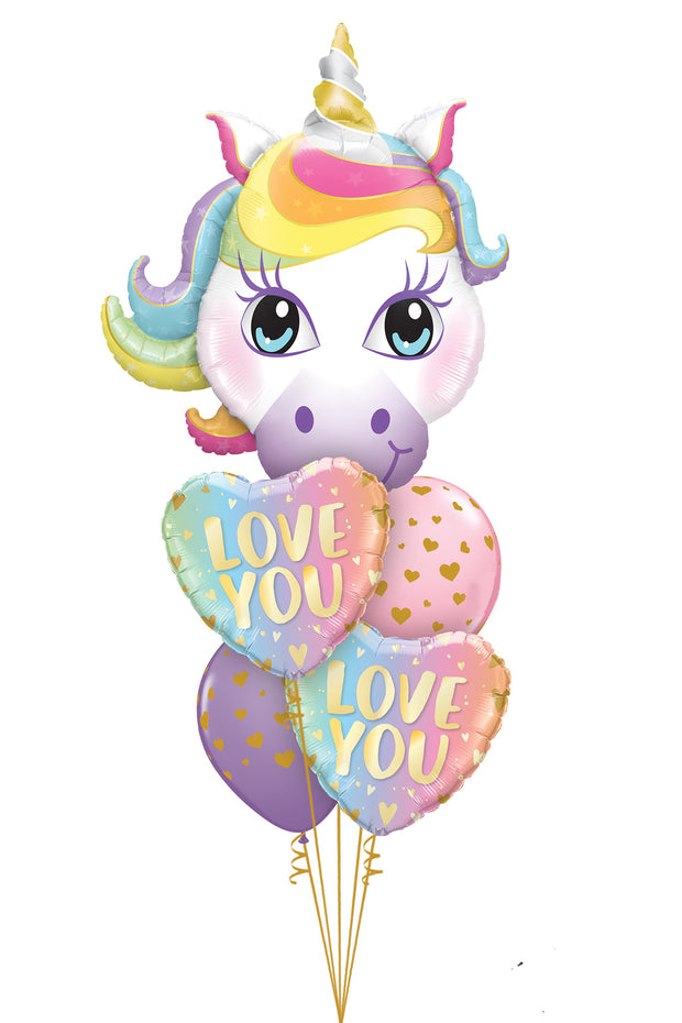 [INFLATED] Love and Unicorns