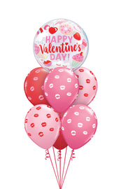 [INFLATED] Valentine's Bubble Bouquet - Bang Bang Balloons