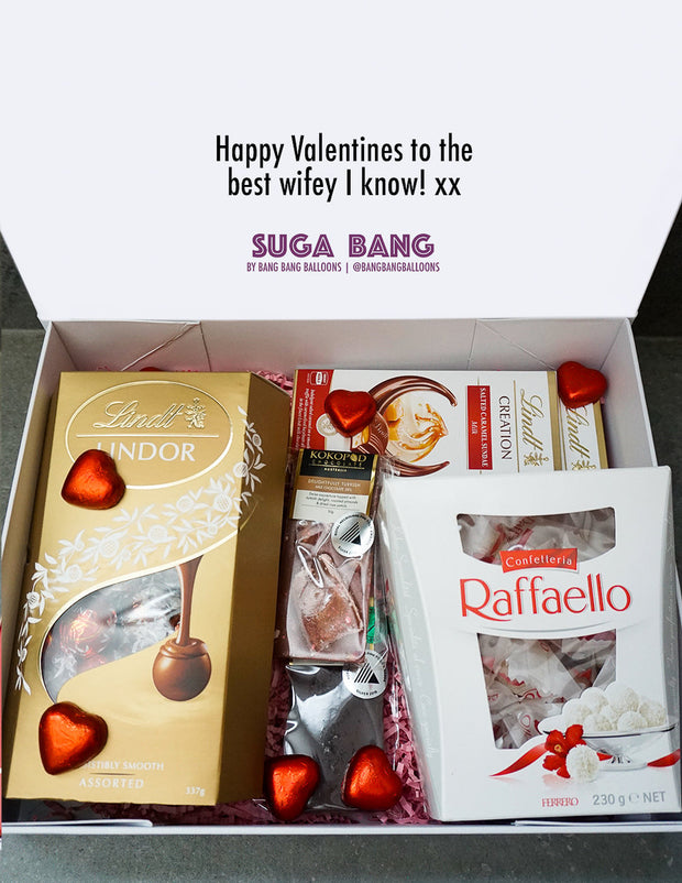 Suga Bang - Valentines Box
