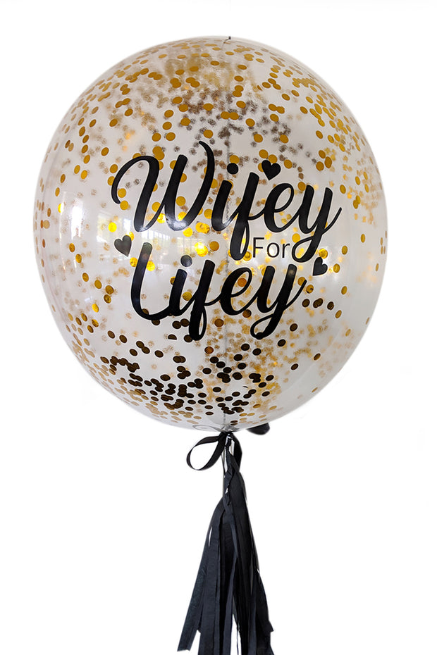 [INFLATED] Bridal Shower Bubble
