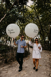 [INFLATED] She said YAAAS pair! - [Bang Bang Balloons Byron Bay]