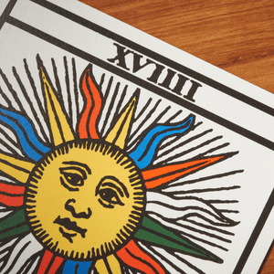 Tarot Card of the Month: The Sun