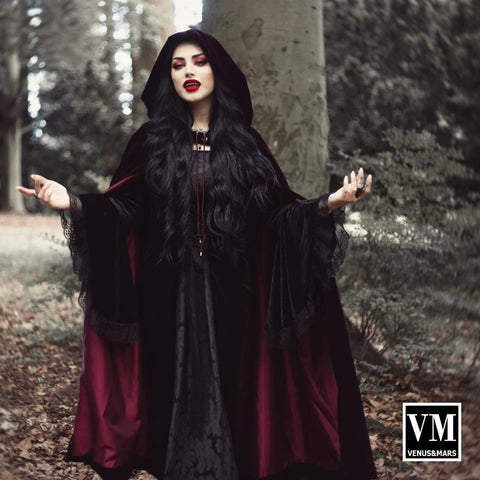 Goth-Canadian-Handmade-Alternative Fashion-Venus & Mars Clothing