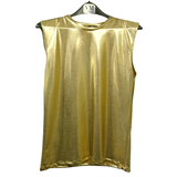 The VM Sale Metallic Festival Shirt