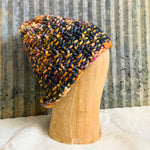 Chunky Color Block Hat