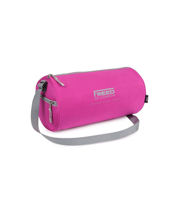 Freed Brooke Hot Pink Barrel Bag