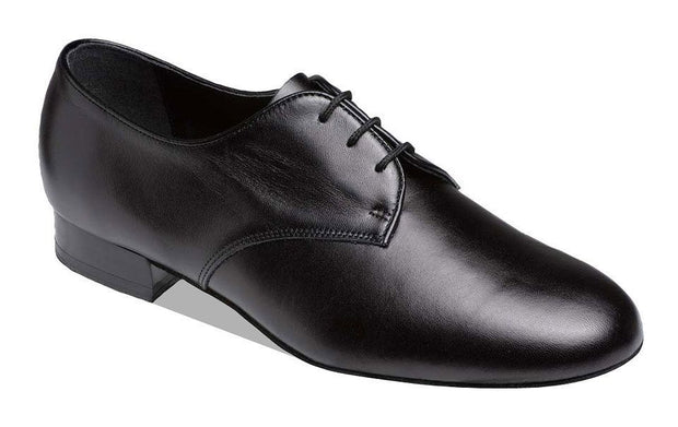 Supadance 9000 Mens Black Ballroom Shoe
