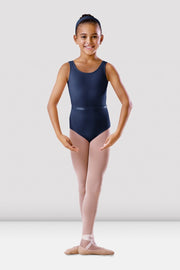 Bloch Round Neck Cotton Tank Leotard