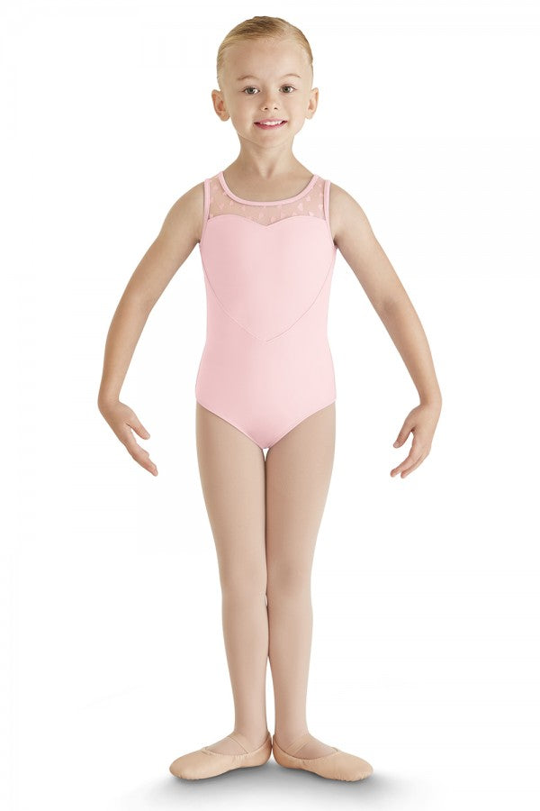 Bloch Heart Front Tank Leotard