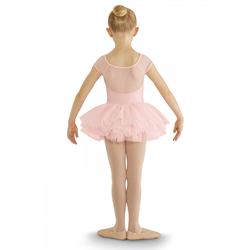 Bloch Starburst Cap Sleeve Tutu Leotard
