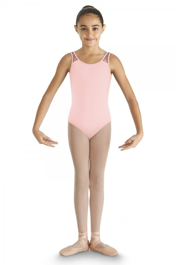 Bloch Glitter Bow Tank Leotard