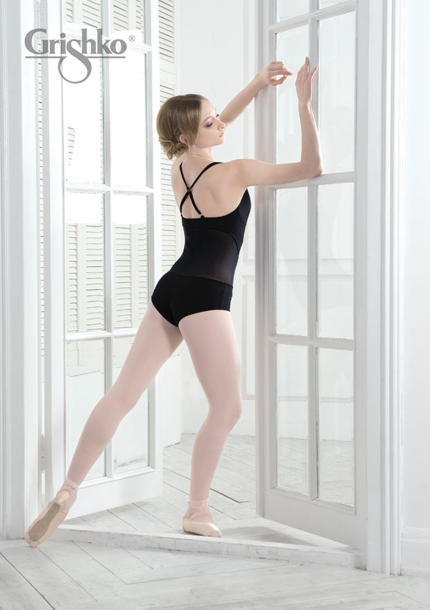 Grishko Halter X Back Leotard