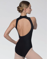 Grishko Key Hole Back Leotard