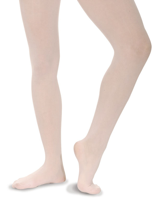 Roch Valley White Ballet Ladies & Girls Tights