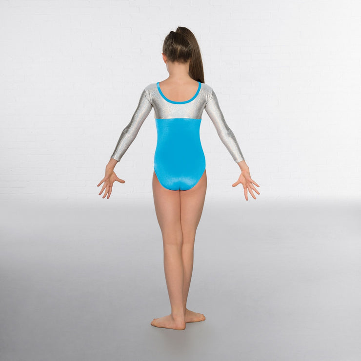 1st Position Alexa Long Sleeve Leotard