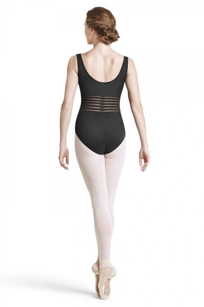 Bloch Panelled Waist Tank Leotard