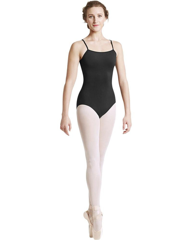 Bloch Sunray Panel High Back Camisole Leotard