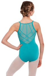 Bloch Tape Back Camisole Leotard