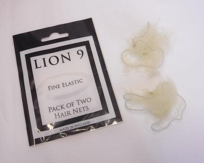 Lion Triple Pack Bun Nets