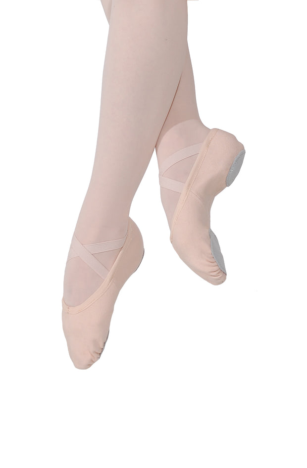 Roch Valley Stretch Canvas Ballet Shoe
