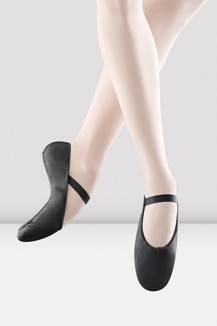 Bloch Arise S0209 Black Full Sole Ballet Shoe